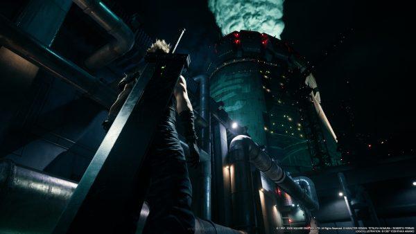 Final Fantasy VII Remake DEMO jagatplay 1
