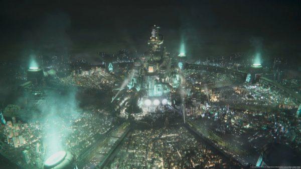 Final Fantasy VII Remake DEMO jagatplay 5