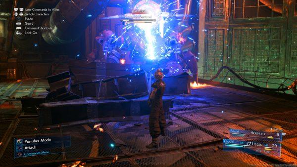 Final Fantasy VII Remake DEMO jagatplay 54