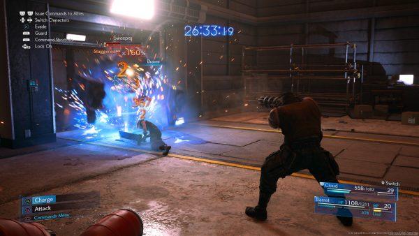 Final Fantasy VII Remake DEMO jagatplay 58