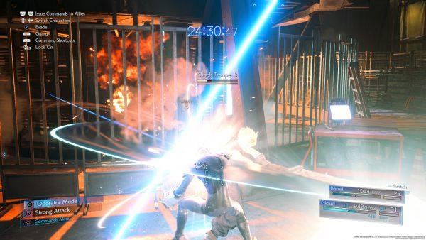 Final Fantasy VII Remake DEMO jagatplay 62