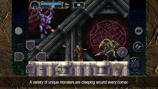 castlevania symphony of the night mobile1