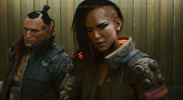 cyberpunk 2077 old char