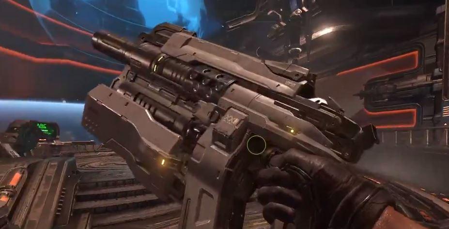 doom eternal pistol
