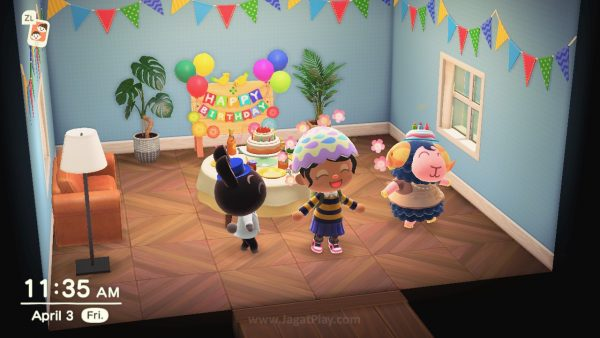 Animal Crossing New Horizons jagatplay part 2 85