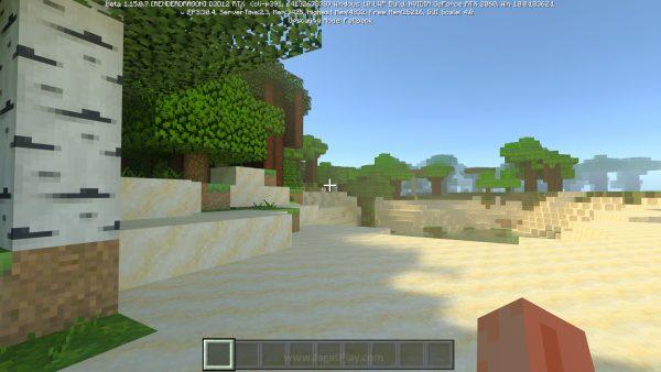 Minecraft RTX beta jagatplay 16