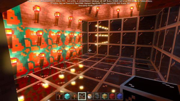 Minecraft RTX beta jagatplay 7