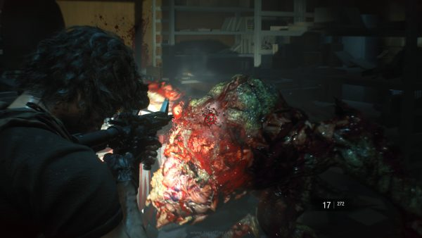 Resident Evil 3 Remake part 1 jagatplay 115