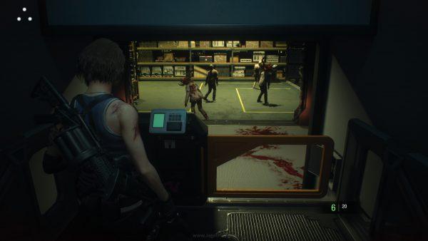 Resident Evil 3 Remake part 1 jagatplay 128