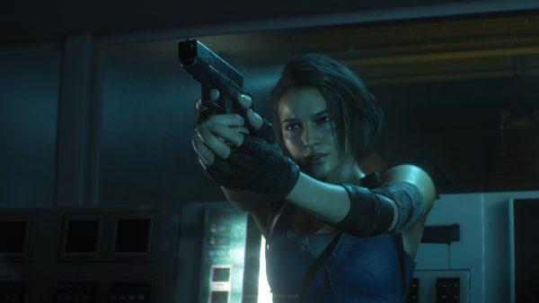 Resident Evil 3 Remake part 1 jagatplay 129
