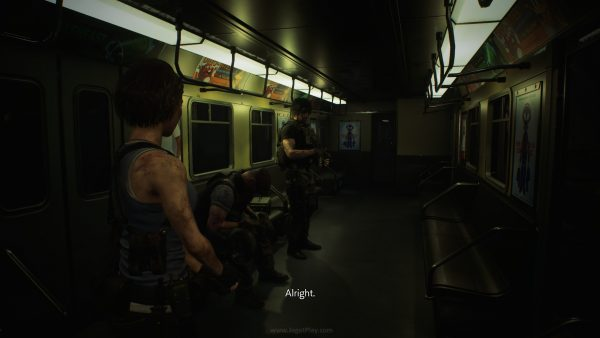 Resident Evil 3 Remake part 1 jagatplay 20