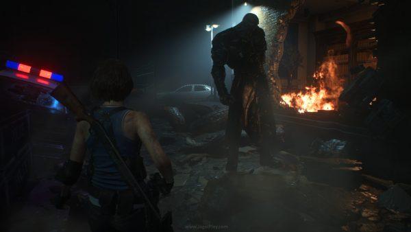 Resident Evil 3 Remake part 1 jagatplay 48