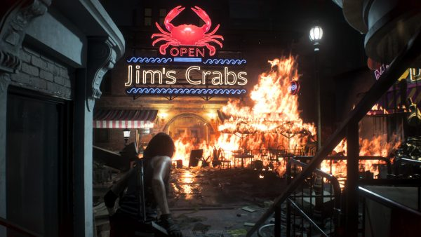 Resident Evil 3 Remake part 1 jagatplay 80