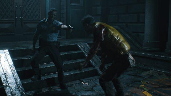 Resident Evil 3 Remake part 1 jagatplay 86