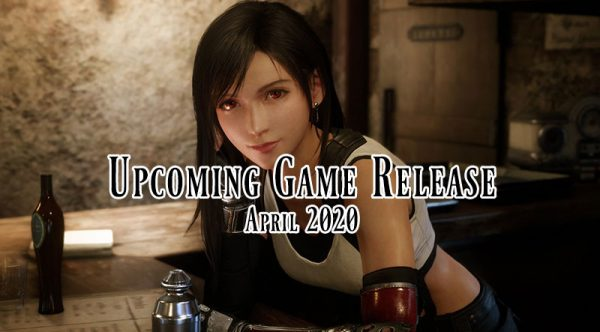 upcoming april 2020 title