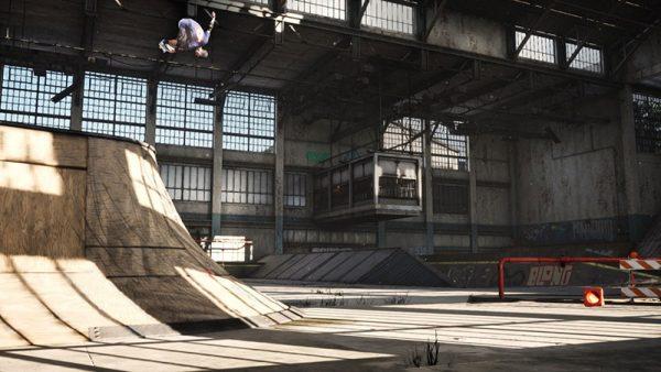 Tony Hawks Pro Skater 12 Reveal Screenshot 1