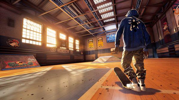 Tony Hawks Pro Skater 12 Reveal Screenshot Kareem Campbell