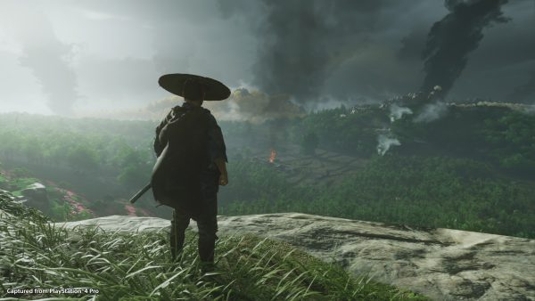 ghost of tsushima assets 1