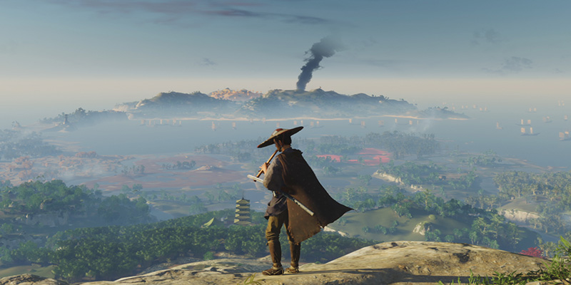 ghost of tsushima feat image