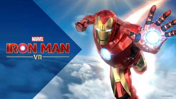 iron man vr1