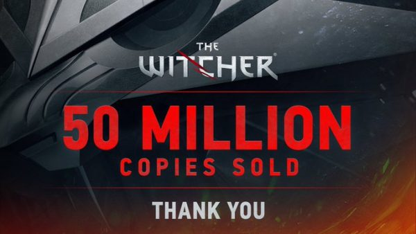 the witcher 50 million