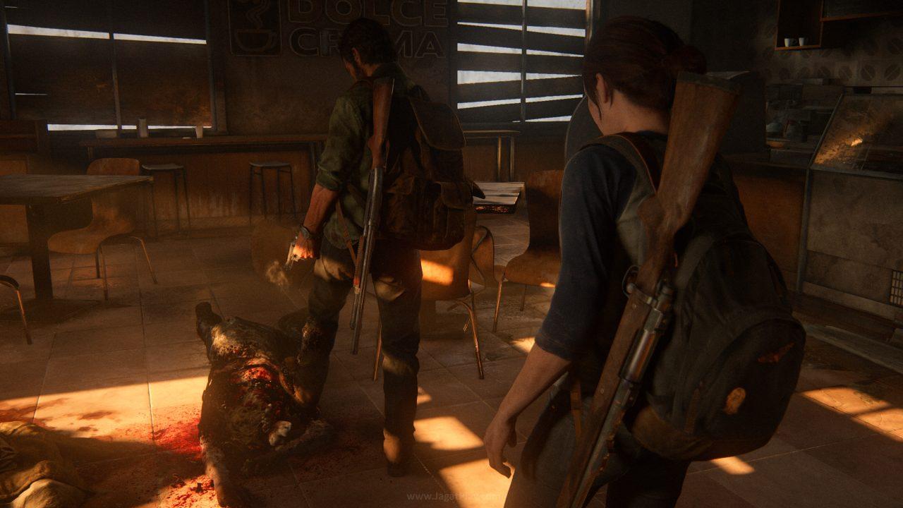 The Last of Us Part II jagatplay 100