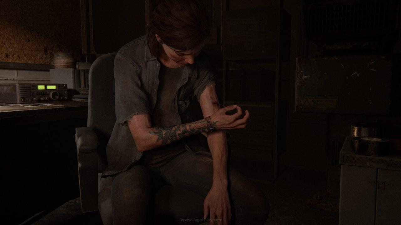 The Last of Us Part II jagatplay 102