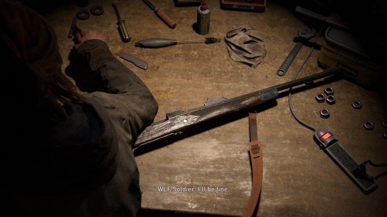 The Last of Us Part II jagatplay 60