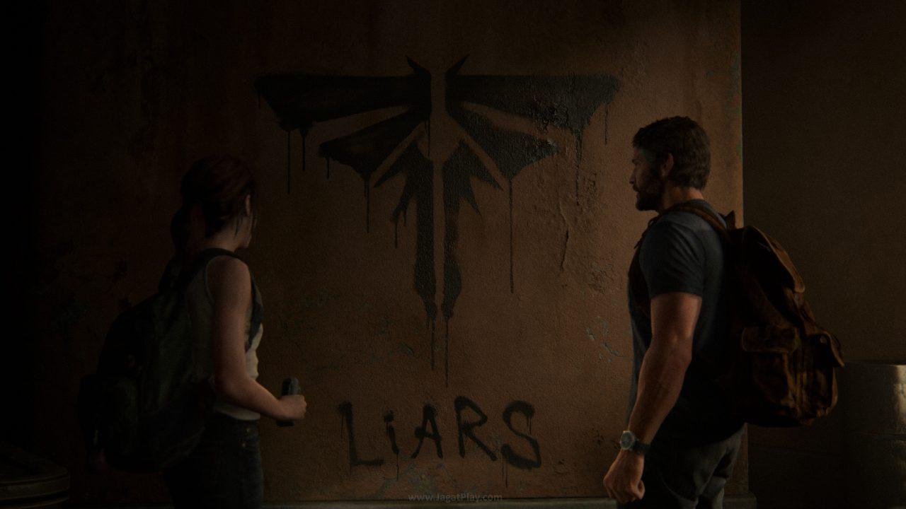 The Last of Us Part II jagatplay 86