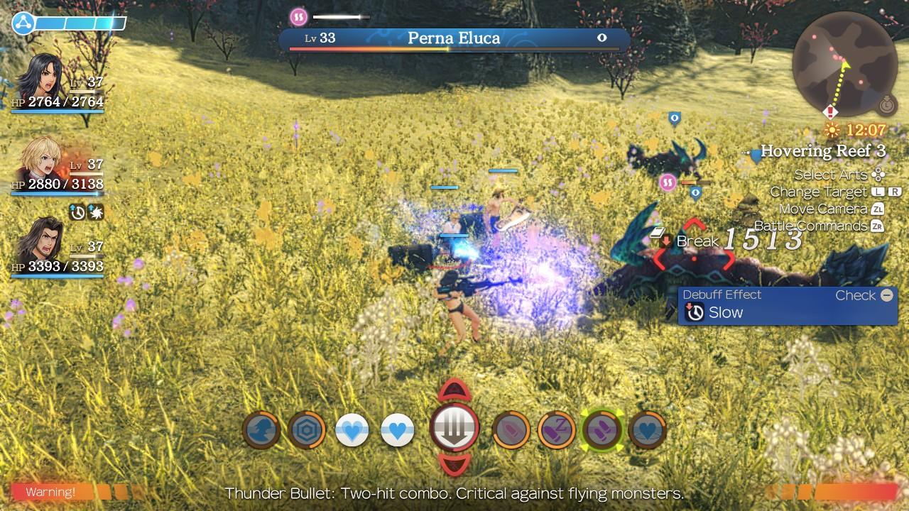 Xenoblade Chronicles DE jagatplay part 1 158