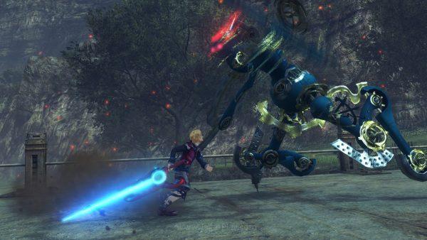 Xenoblade Chronicles DE jagatplay part 1 34