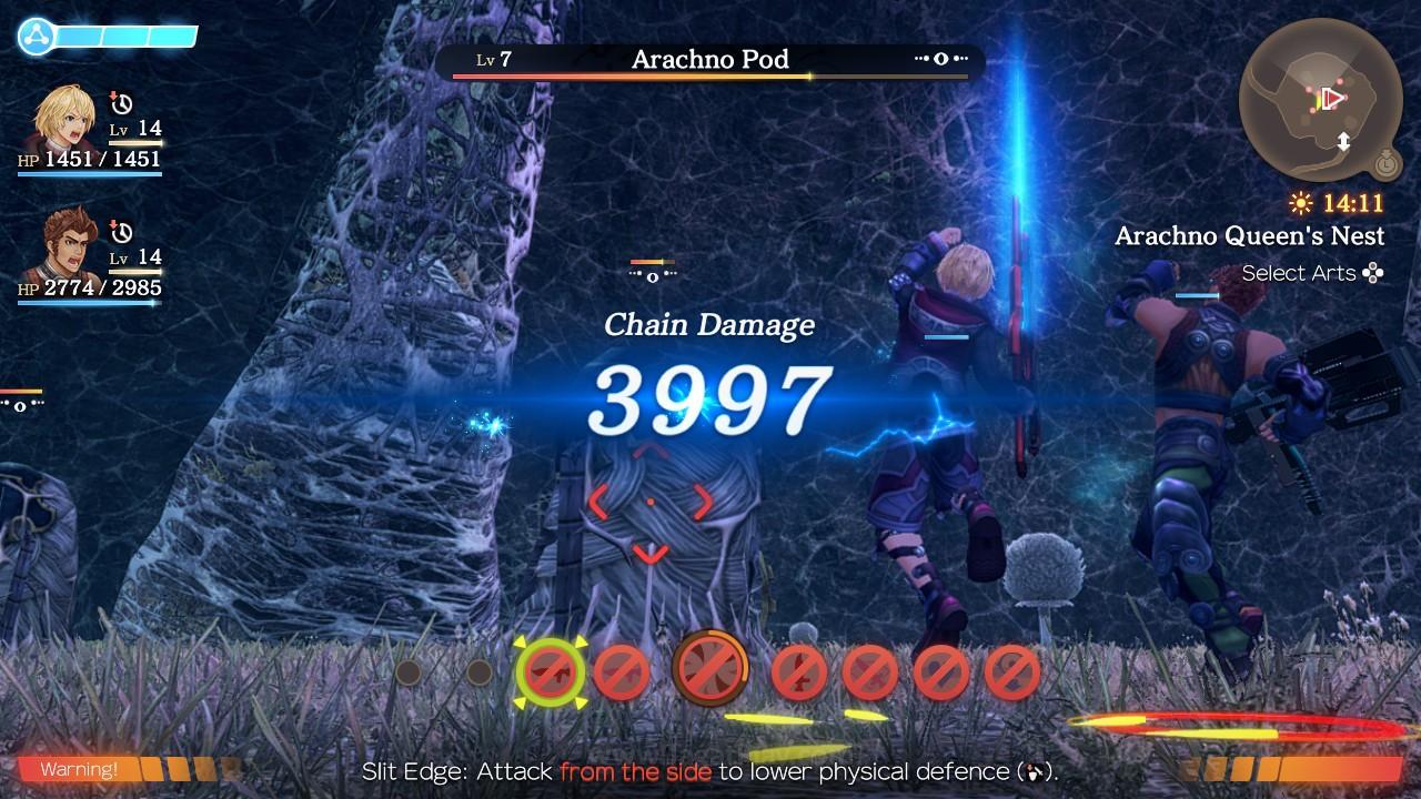 Xenoblade Chronicles DE jagatplay part 1 47 1