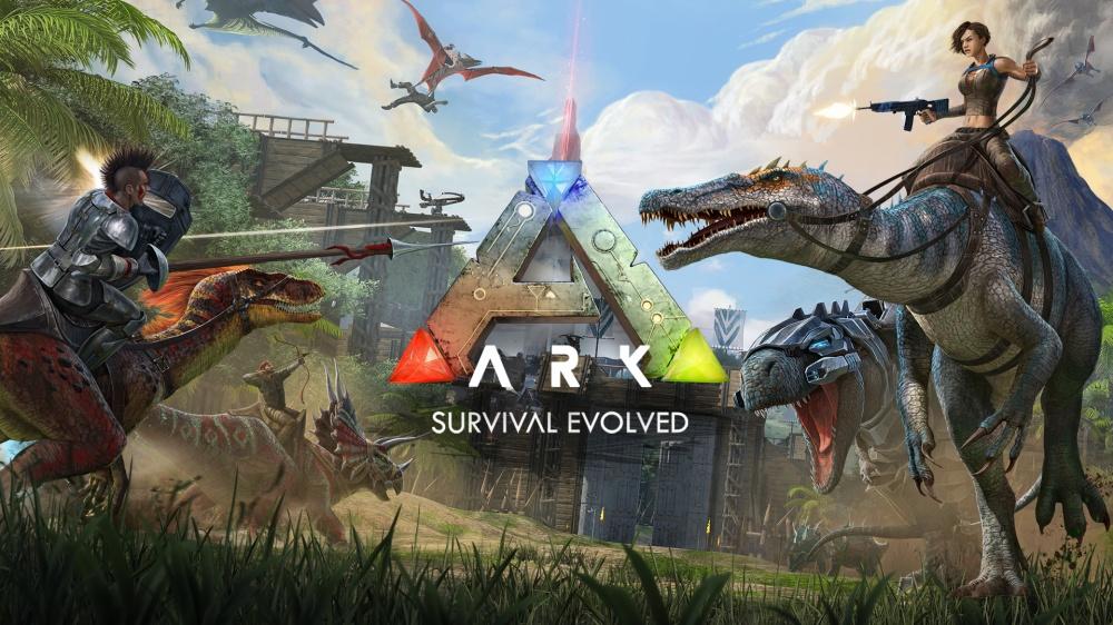 ark survival evolved1