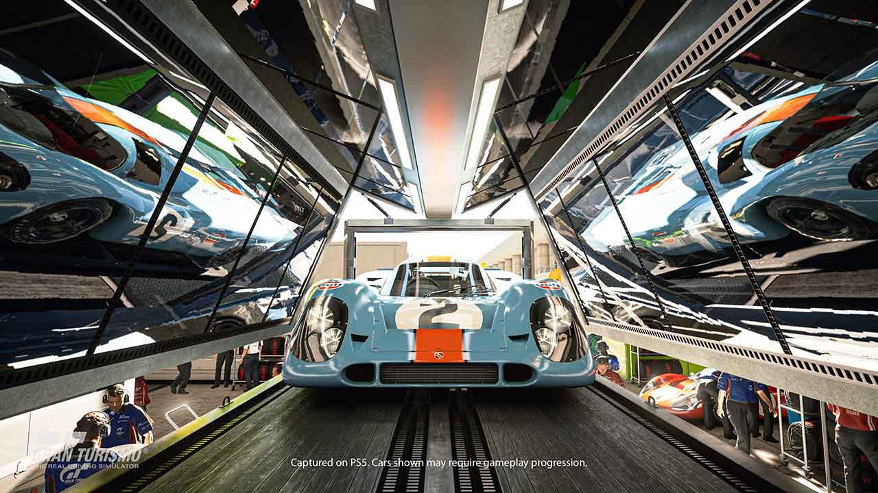 gran turismo 7 racing 2
