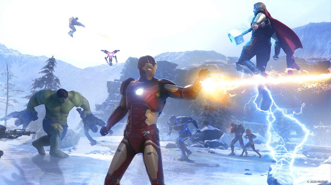 marvels avengers 2