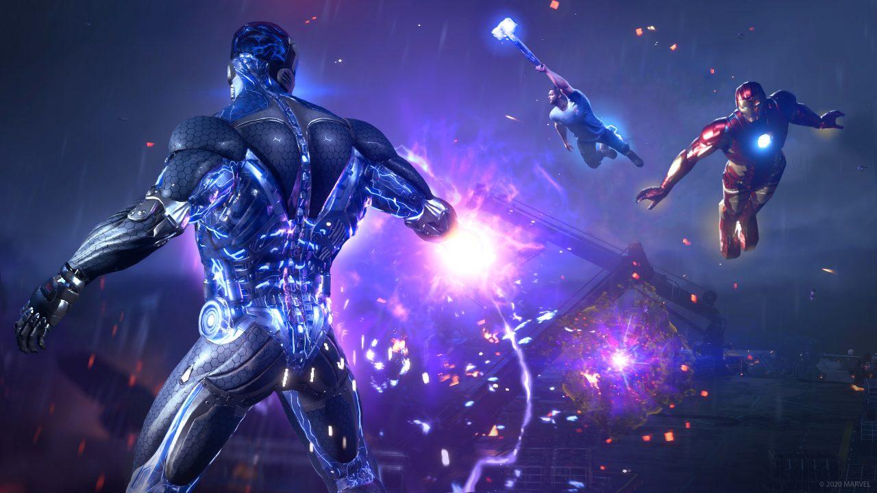 marvels avengers 7