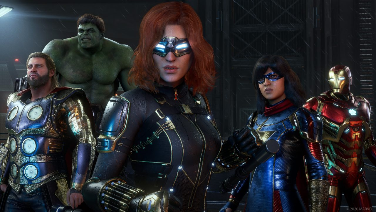 marvels avengers 8