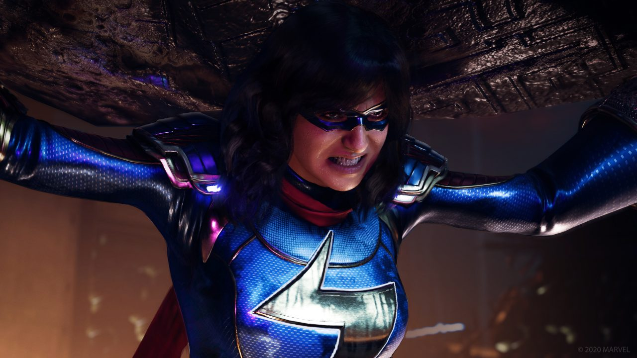 marvels avengers 9