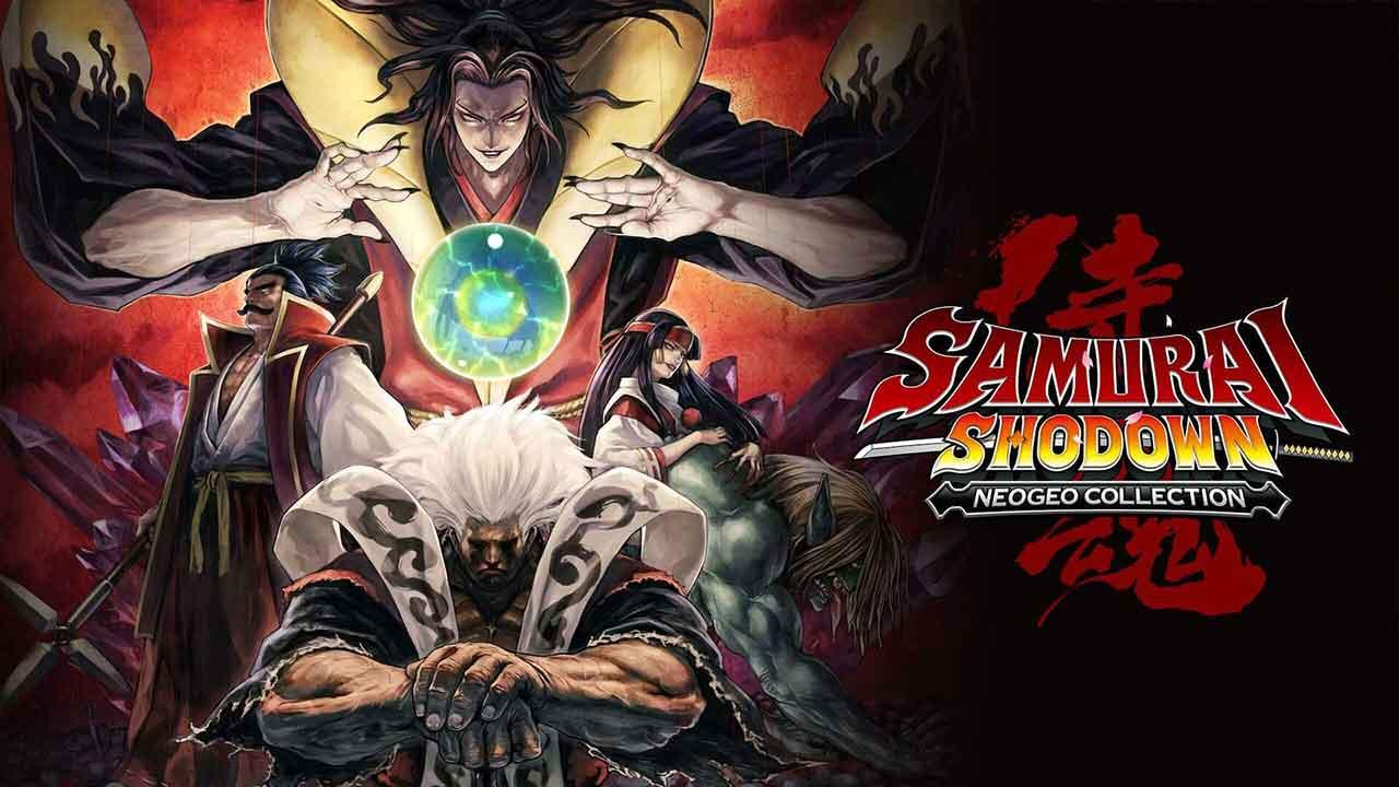 samurai shodown neogeo collection1