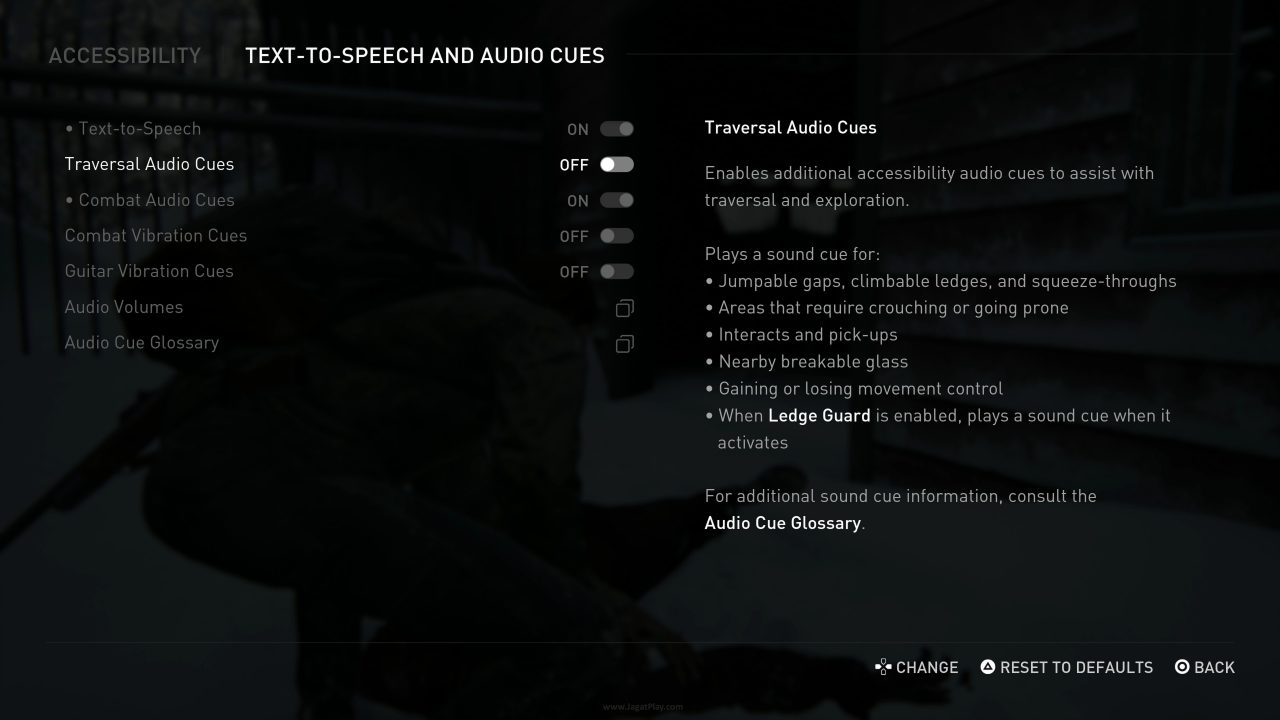 the last of us part II accessibility options jagatplay 1 1