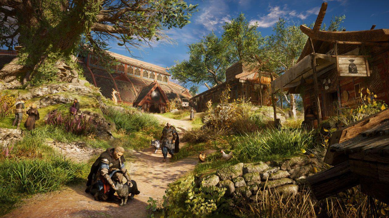 AC Valhalla Ubisoft Forward 2