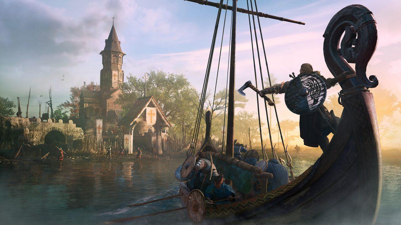 AC Valhalla Ubisoft Forward 6