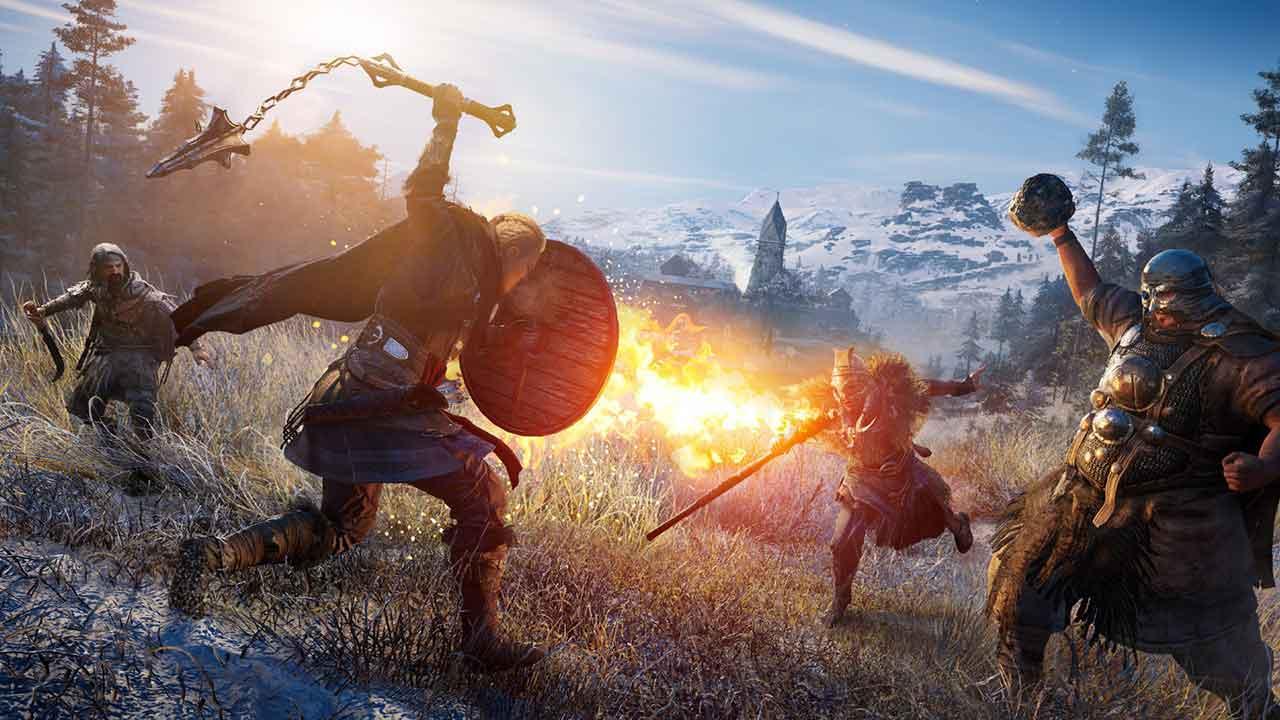 Assassin's Creed Valhalla Rilis Detail Gameplay – Jagat Play