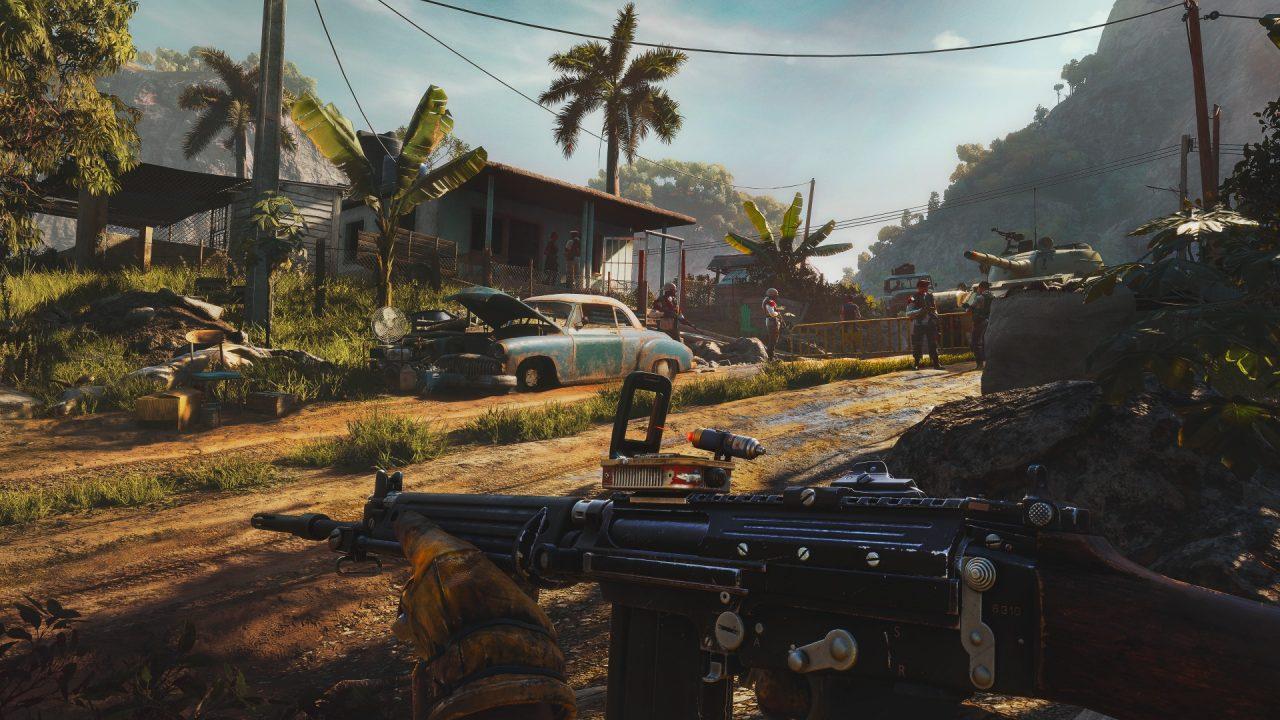 Far Cry 6 first screenshots 1