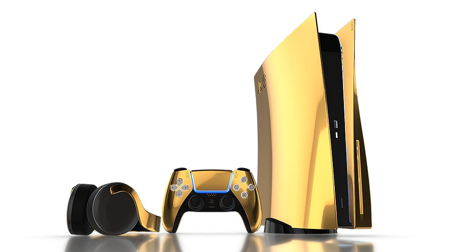 ps5 gold