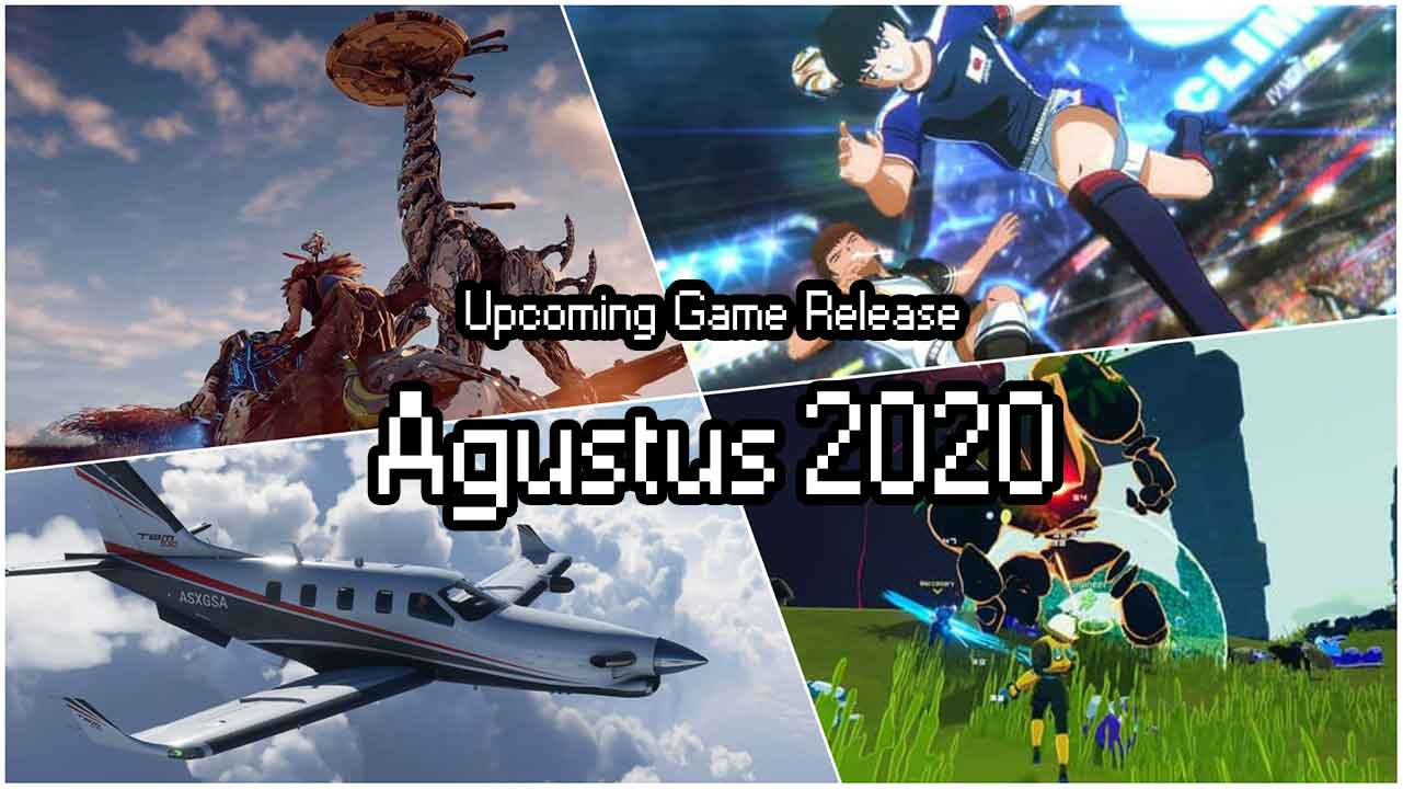upcoming game releas agustus 2020