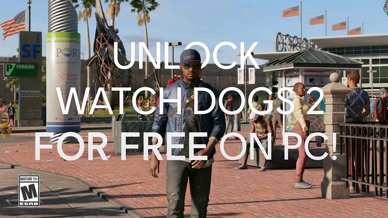 watch dogs 2 ubisoft forward