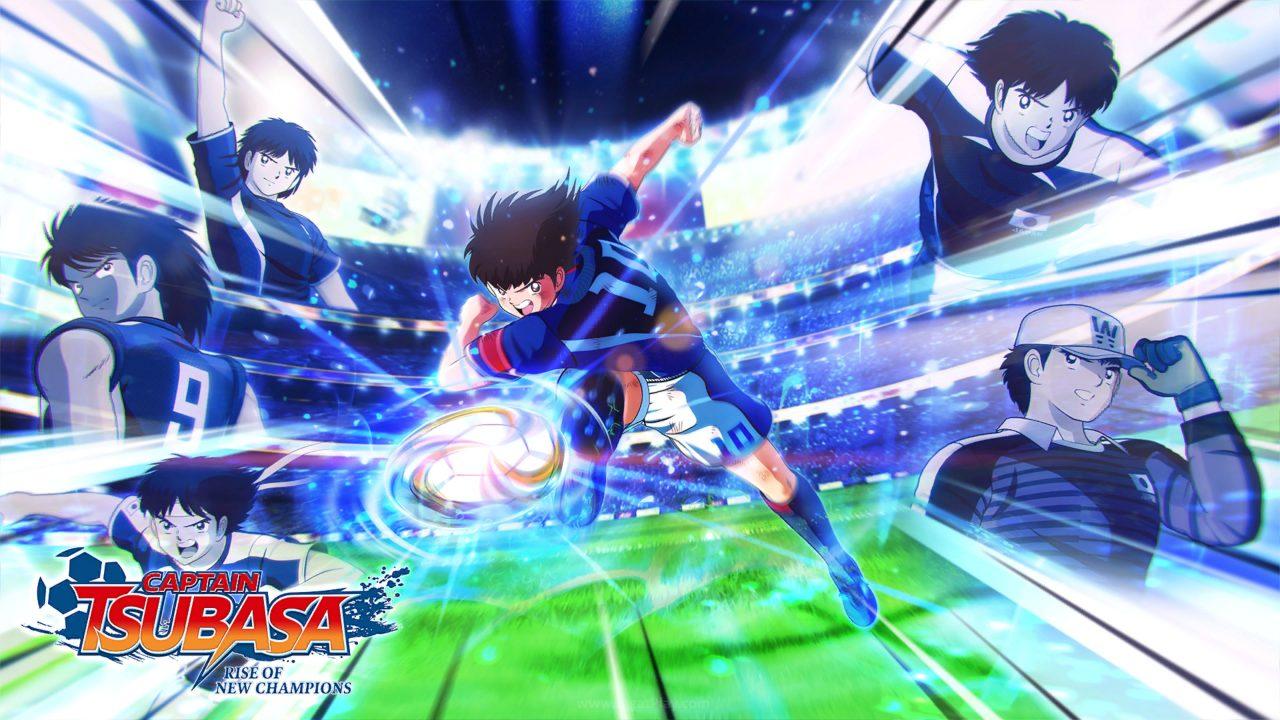 Captain Tsubasa Rise of New Champions jagatplay 1