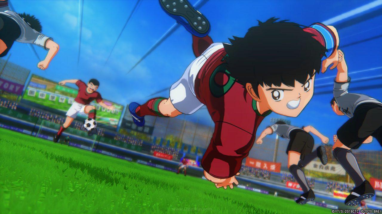 Captain Tsubasa Rise of New Champions jagatplay 18