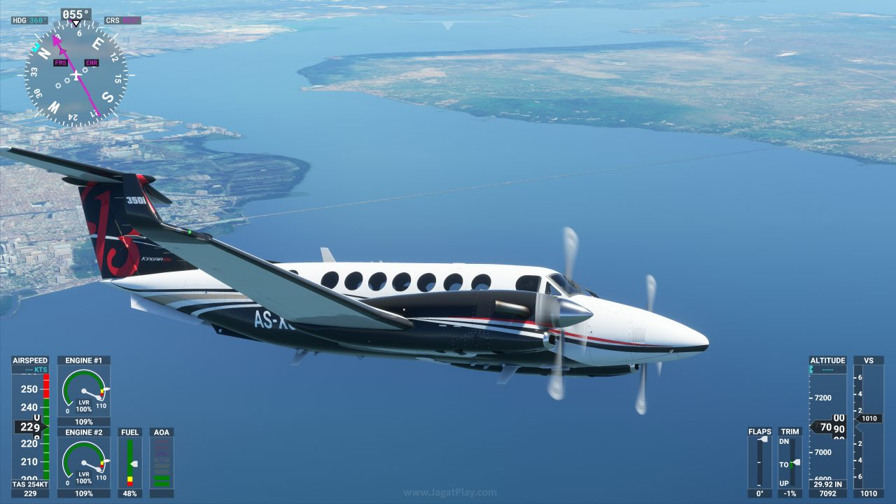 Microsoft Flight Simulator jagatplay part 1 105